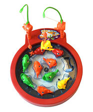 Electric Fishing Toy , Family Time Game, Fun Toys , Race Games -auction