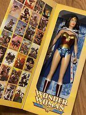 "Jakks Pacific DC Comics Originals Wonder Woman 18"" Big-Figs Volume 6 Figure NEW"