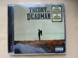 CD - THEORY OF A DEADMAN - same -