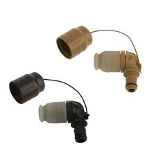SOURCE TACTICAL HELIX VALVE WITH DUST CAP WITH QMT CONNECTION FITTING