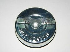 "New Stant ""S"" G32 GAS CAP with S Logo and S Stamp on Rivet NOS"