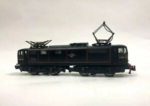 Vintage Trix Twin Black 26010 Bo-Bo E.M.1 Class British Railway Locomotive 1950s
