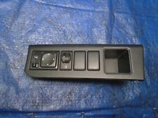 NISSAN NOTE E11 ELECTRIC WING MIRROR SWITCH 2004 TO 2008 SHAPE
