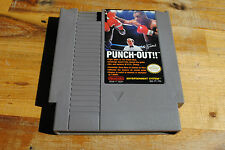 Jeu PUNCH OUT MIKE TYSON pour Nintendo NES PAL