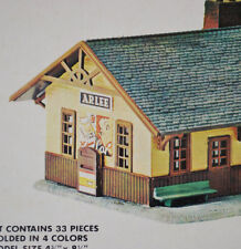 TYCO #7761 in Sealed Box - W.Germany - Arlee Station HO Scale Railroad Building
