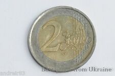 2 Euro coin Spain Espana 2001 Euro money