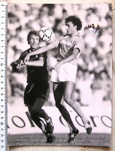 Boniek e Renica - Roma Napoli 1986