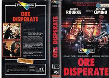 ORE DISPERATE (1990) VHS