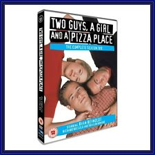 TWO GUYS, A GIRL AND A PIZZA PLACE - COMPLETE SEASON 2 ***BRAND NEW DVD***
