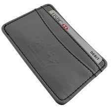 Accessoires porte-cartes grises pour homme