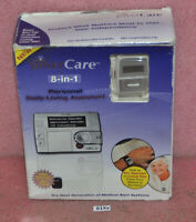 Silver Care 8-in-1 Personal Daily Living Assistant Model HC100KP.