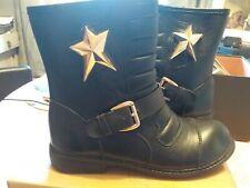 Ankle boots women size 6 bnib star logo