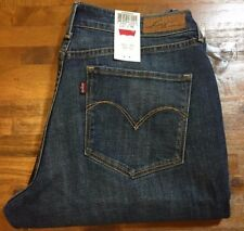 LEVI'S CURVE ID BOLD CURVE CLASSIC BOOT CUT LEG Jeans - Women's 14 Medium NWT