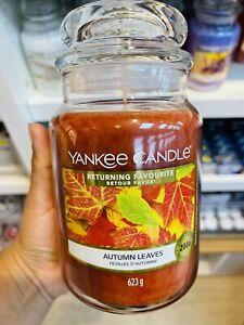 Yankee Candle Large Jar Autumn Leaves