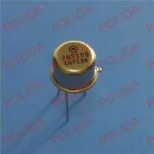 10PCS RF/VHF/UHF Transistor MOTOROLA/RCA TO-39 2N5109
