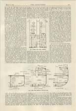 1924 Twin Screw Motoryacht Sea King 2 Herbert Hardness Test