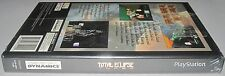 """Total Eclipse Turbo """"long box""""  (PlayStation 1) ..SealED!!"""