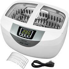 Vevor 25l Liters Digital Heated Ultrasonic Cleaner 40khz Jewelry Watch Cleaner