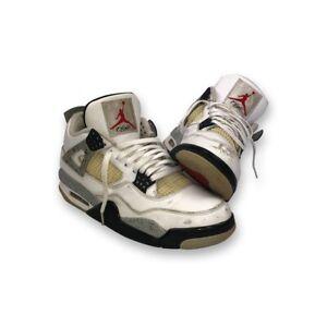 Nike Air Jordan 4 Retro White Cement 2016   CHEAP PRICE