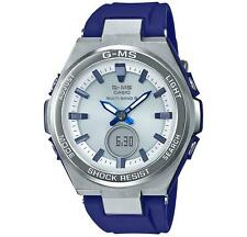 CASIO BABY-G MSG-W200-2AJF Multiband 6 Solor Radio Women's Watch New in Box