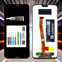 Original Huawei P20 lite ANE-L02 LCD Display Bildschim TouchScreen Schwarz +TOOL