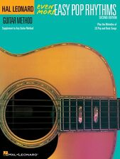 Even More Easy Pop Rhythms 2nd Edition - Correlates with Book 3 Guitar 000697340