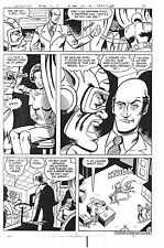Karate Kid Original Comic Book Art by Joe Staton Issue # 9 Page # 10 1977 Bronze