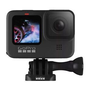GoPro HERO9 Black 5K Actionkamera, +Zubehörpaket, Hero 9