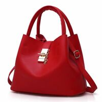 Women Shoulder Bag Satchel Ladies Handbag Purse Tote Leather Messenger Crossbody