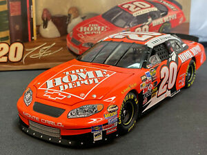 Action Tony Stewart #20 Home Depot Father's Day 2004 Chevy Monte Carlo NASCAR
