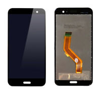 """For HTC U11 LCD Display Touch Screen Digitizer Assembly Replacement Black 5.5"""""""
