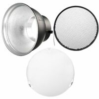 Godox AD-R6 Reflector + Diffuser + Grid Honeycomb for AD600B AD600BM Flash