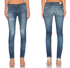 Citizens of Humanity Premium Vintage Agnes Slim Straight Jeans in Rocker; 28