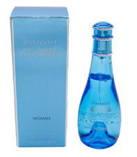 Cool Water by Davidoff EDT 3.4 oz Perfume for Women New In Box