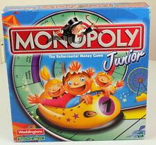 Junior Monoploy Roller Coaster Money Board Game by Hasbro Waddingtons 2001