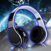 Wireless Bluetooth Stereo Gaming Headset Headphone Earphone For PS4 PlayStation