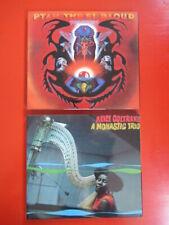 2 X CD'S – ALICE COLTRANE : A MONASTIC TRIO + PTAH THE EL DAOUD – PHAROAH SANDER