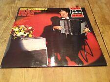 John Woodhouse amd his Magic Electronic Accordion vinyl record