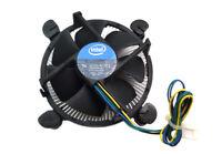 LOT OF 5 INTEL SOCKET LGA 1150 1155 1156 CPU HEATSINK COOLING FAN E97378-001