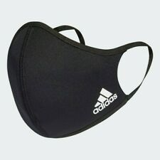 Adidas Single Face Mask Cover Protection Unisex 100% Authentic Size Small