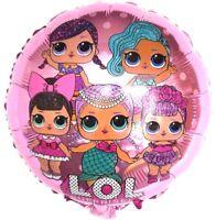 R46f8 Lol Ragazza Regalo Compleanno Bambini Pellicola Elio Palloncino Party