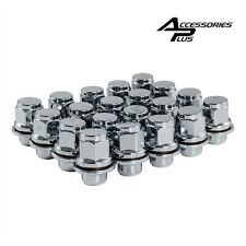20 Pc FITS TOYOTA SHORT FACTORY OEM TYPE SOLID LUG NUTS  # AP-5307