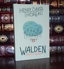 Walden Life in the Woods by Henry David Thoreau New Hardcover Collectible Ed