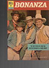 Bonanza 01070-207 (May-Jul 1962, Dell) - Very Fine