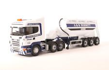 Corgi Modern Truck Heavy CC13778 Scania R Powder Tanker A & R Burnett 1/50