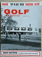 Robin Hood Golf Club near Birmingham: Golf Illustrated 1966