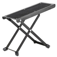 Guitar Footstool Footrest Rest Acoustic Electric Metal U O6A6