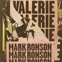 MARK RONSON feat AMY WINEHOUSE Valerie UK 9-trk promo CD card sleeve RON12