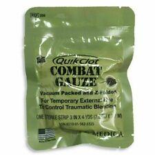 Quikclot Combat Gauze - Medic - EMT - Quik Clot - EDC - Quick Clot 11/2021