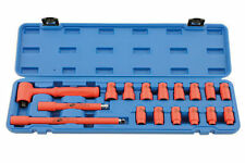 MUST HAVE HYBRID & ELECTRIC VEHICLE SOCKET RATCHET SET 3/8 DRVE INSUALATED 1000v